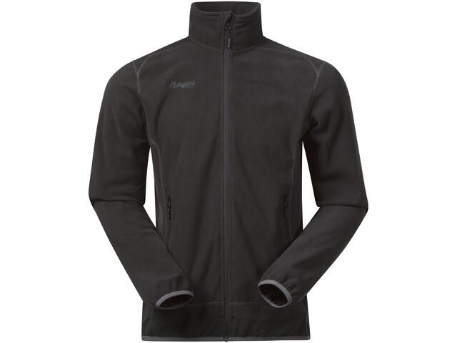 Bergans M's Ylvingen Fleece Jacket Black